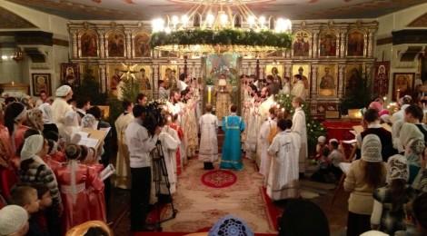 литургия детская