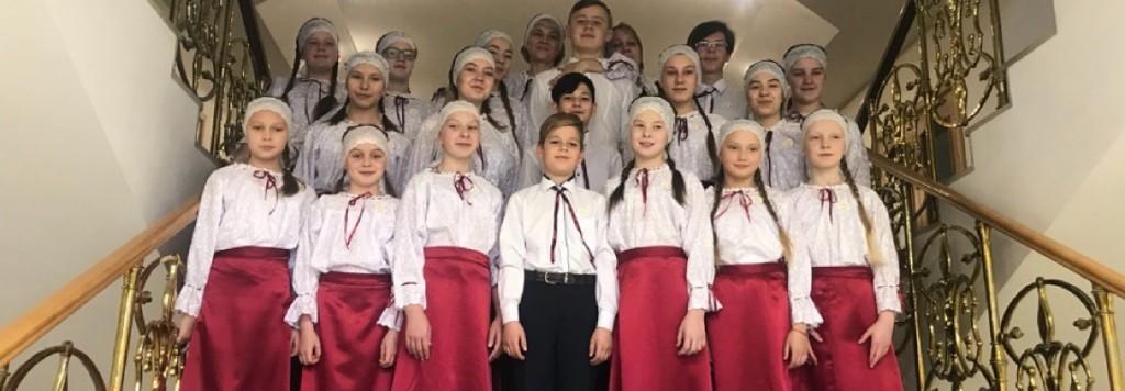 Хор Сретение стал лауреатом фестиваля вмч. Екатерины